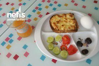 Oğlumun Kahvaltısı +1 Tarifi