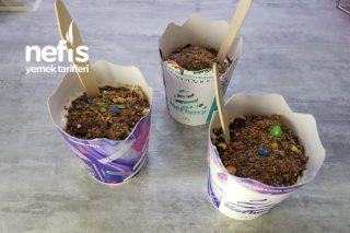 Yapılışı Çok Kolay Mc Donalds Mc Fleurry Dondurması (Videolu) Tarifi