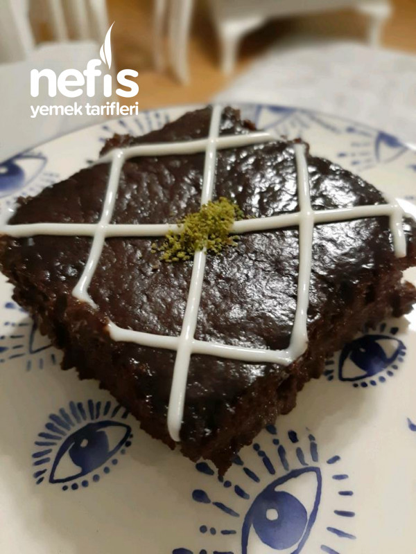 Browni Kek (Islak Kek) Bol Islak Kek Seviyorsanız Buyrun Nefis Tarifime