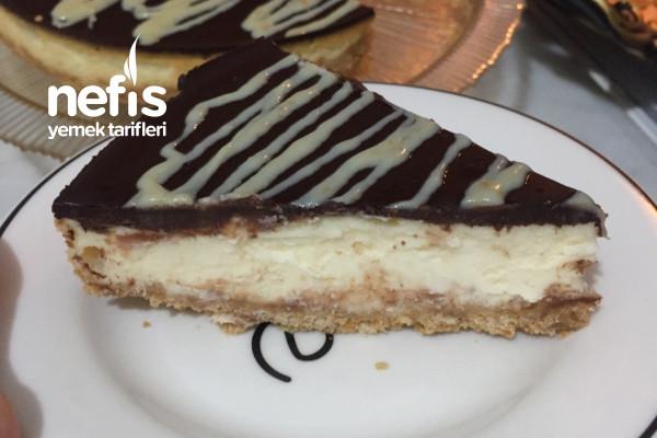 Çikolatalı Cheescake Tam Ölçülü Tarifi