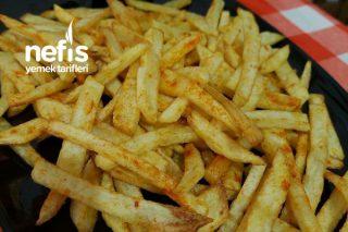 Çıtır Çıtır Yumuşamayan Patates Kızartması İçin Püf Noktaları Tarifi