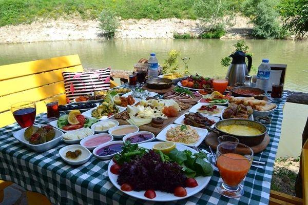 flamingo köy kahvaltı