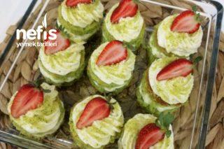 Ispanaklı Mini Pastalar Tarifi