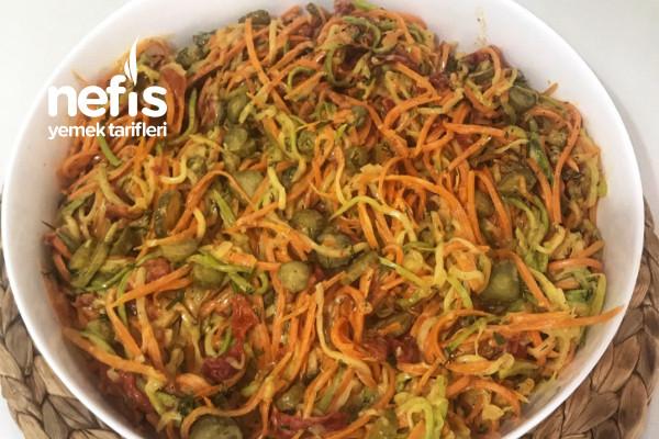 Jülyen Salata Tarifi
