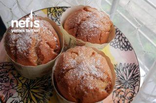Pembe Muffin Tarifi