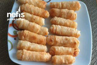 Puf Puf Yumuşacık Sigara Böreği Tarifi