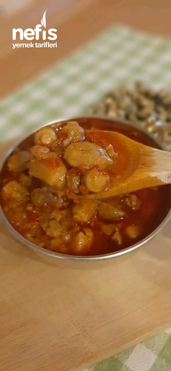 Bamya Çorbası Konya Mutfağının Nefis Çorbası