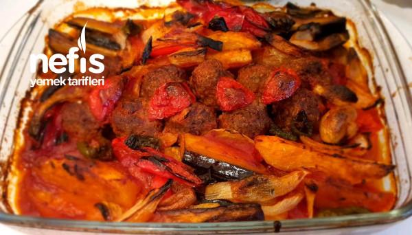 Firin Kofte Kebabi