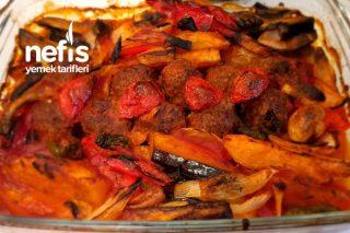 Fırın Köfte Kebabı Tarifi