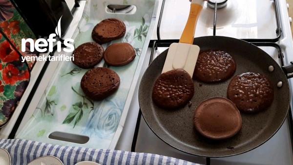 Halley Tadında Süt Burger Çocuklar Bu Tarife Bayılacak