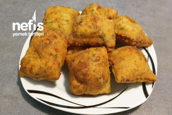 Peynirli Dereotlu Pişi Tarifi