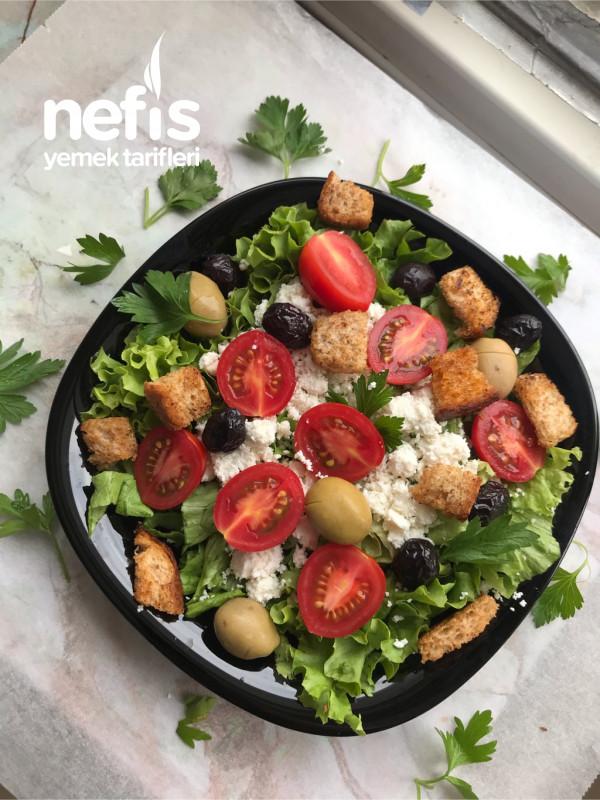 Proteinli Doyurucu Salata