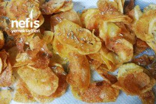 Çıtır Çıtır Patates Cips Tarifi
