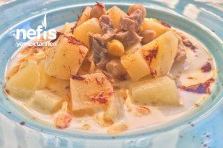 Çorbamı Yemekmi Nev-i Şahsına Münhasır Yoğurtlu Patates Tarifi
