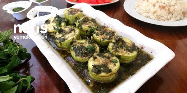 Kabak Salatası (Bu Lezzetin Bağımlısı Olacaksınız!!)
