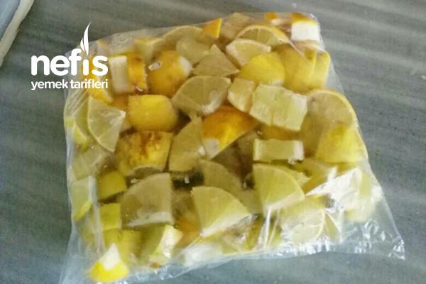 Limon Dilimi Tarifi