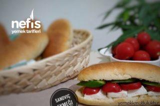 Orijinal Sandviç Ekmeği (7 Adet) Tarifi