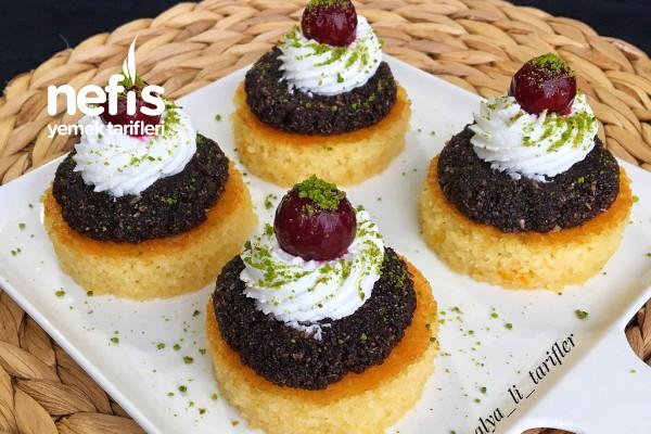 Rengarenk Revani Pastası Tarifi