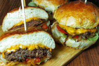 Şımartan Gurme Burger Tarifi