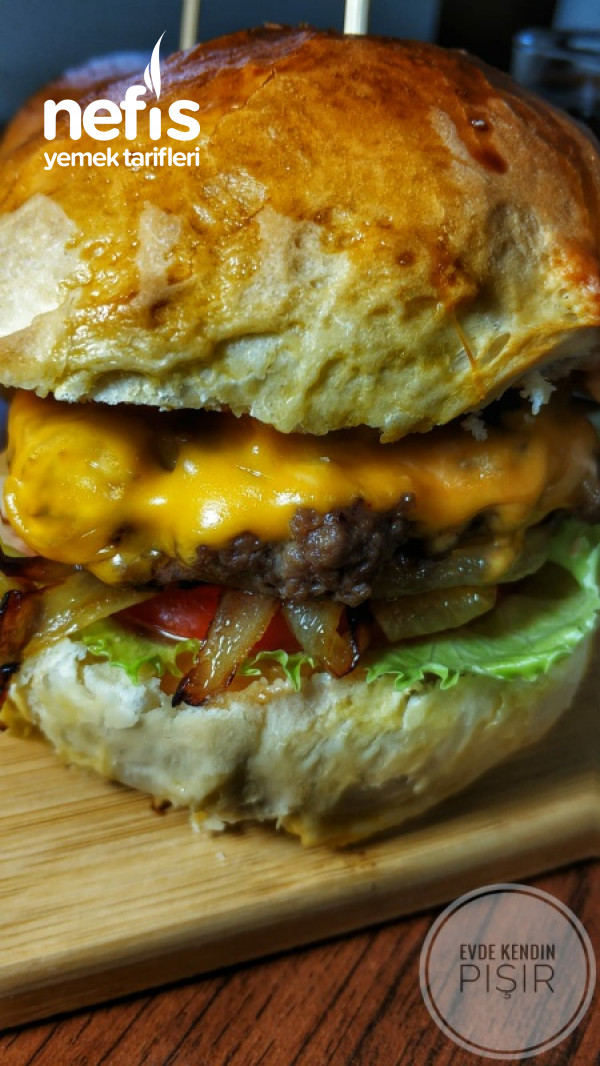 Şımartan Gurme Burger