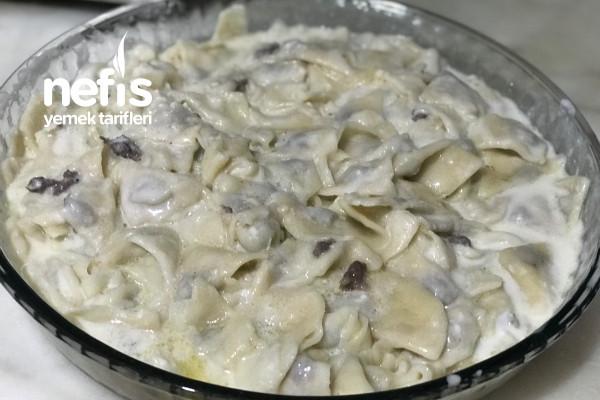 Tatar Mantısı (Tabak Börek) Tarifi