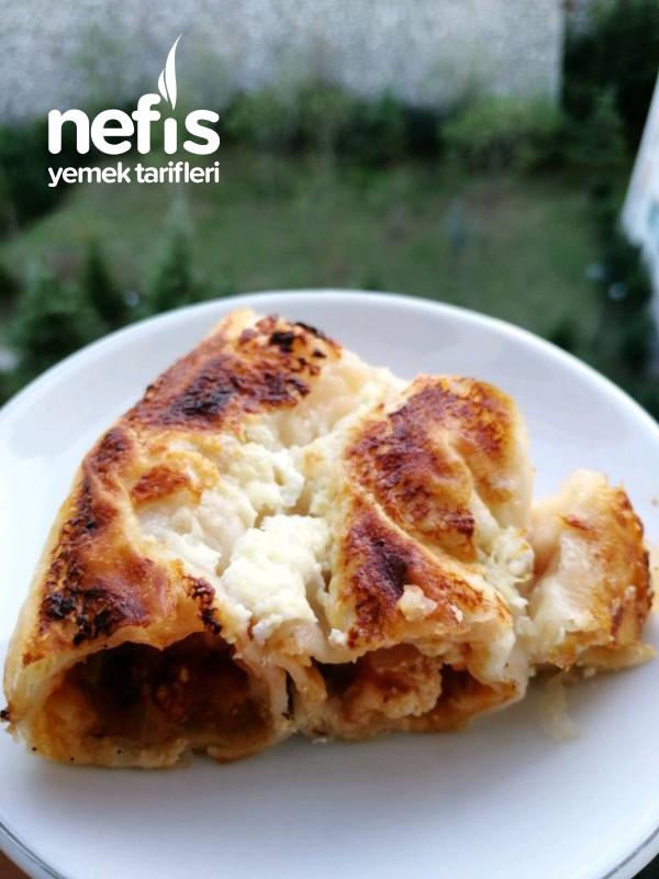 Tavuklu Börek (Artan Yemek Değerlendirme)