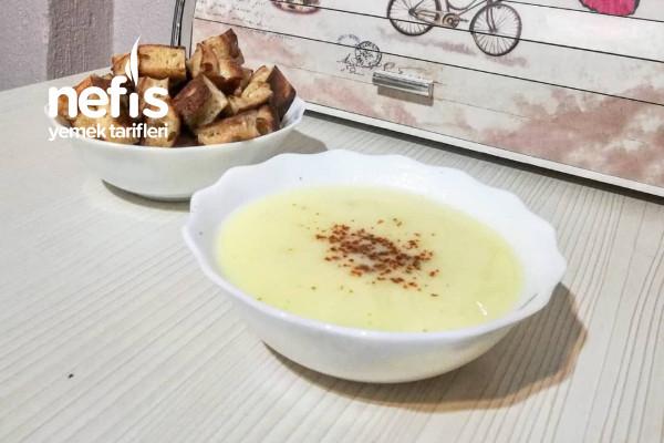 Yoğurtlu Şehriyeli Tavuk Çorbası Tarifi