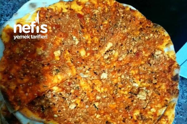 Biberli Ekmek (Hatay Yöresi) (Taş Fırında) Tarifi