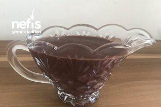 Çikolata Sos(Akışkan) Tarifi