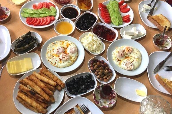 sefa osmanlı kahvaltı evi