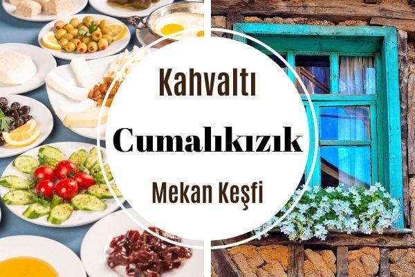 Cumalıkızık Köyü'nün En İyi 10 Kahvaltıcısı Tarifi