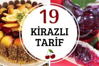 Kirazlı En Güzel 19 Farklı Tarif Tarifi