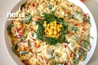 Köz Biberli Semizotu Salatası Tarifi