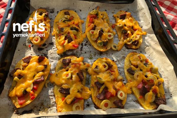Patates Pizzası (Nefis Lezzet Yok Böyle Birşey) Tarifi