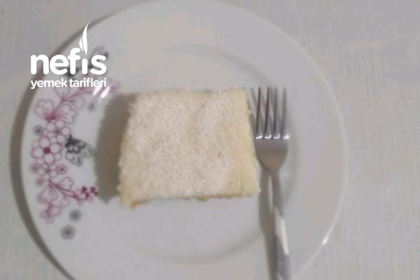 Bisküvili Elmalı Pratik Pasta Tarifi