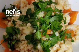 Karnabahar Salatası Tarifi