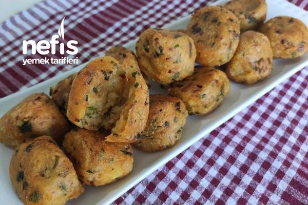 Lezzeti Olay! Kahvaltılık Çıtır Patates Topları (Videolu) Tarifi