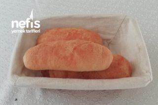 Orjinal Hot Dog Sandviç Ekmeği Tarifi