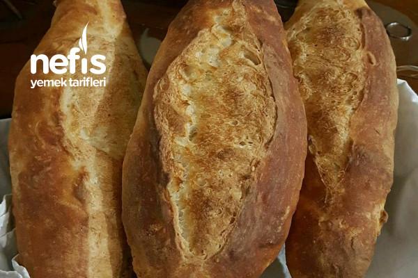 Ekmek(Taş Fırın Tadında Ve Kalitesinde) Tarifi