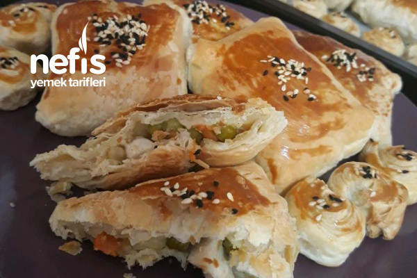 Enfes Talaş Böreği Tarifi