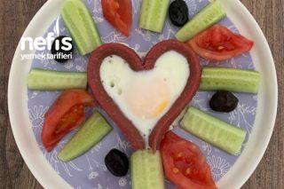 Kalpli Yumurta (Pazar Kahvaltılarının Vazgeçilmezi) Tarifi