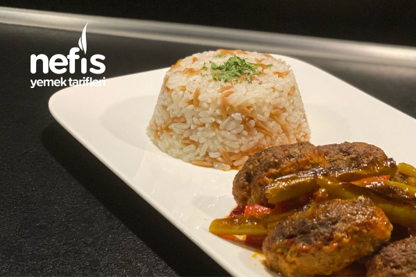 Pirinç Pilavı (Mis Gibi, Tane Tane) Tarifi