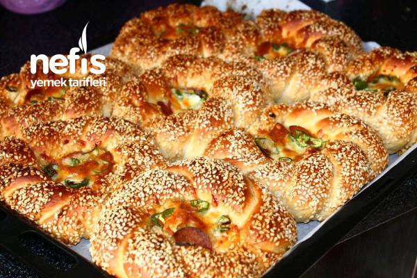 Simit Pizza Tarifi