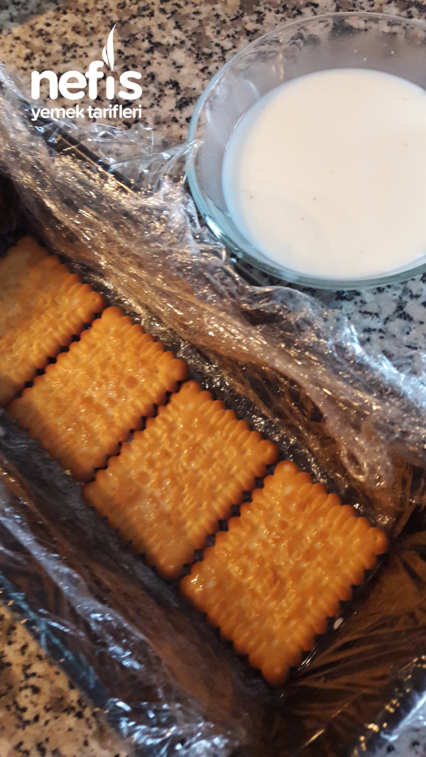 Bisküvili Şık Pastam