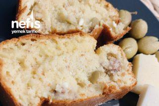 Cevizli – Zeytinli Ekmek / Çok Kolay Tarifi