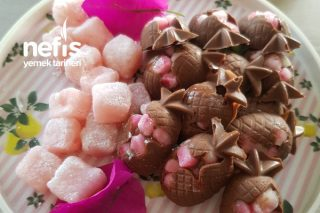 Narlı Lokum Ve Narlı Çikolata (Videolu) Tarifi
