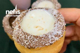Cookies Cup (Bardak Kurabiye) Tarifi