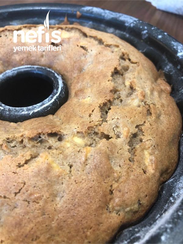 Elmalı Kek- Hazırlaması Çok Kolay