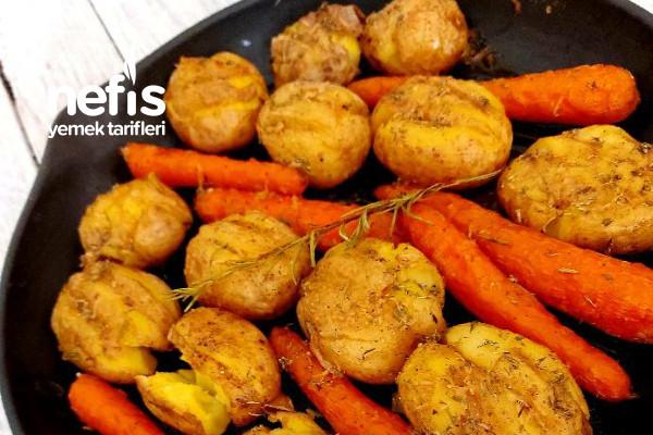 Patates Patlatma Tarifi