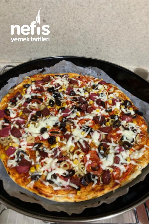 Pizzacı Pizzası